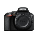 Nikon D3500 DSLR Camera Body Black (Hong Kong)
