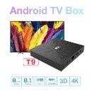 Quad Core Smart Android 8.1 TV BOX (China)