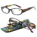 Fashionable Reading Glasses With Pouch (Mainland China)