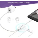 Dual Lightning Audio and Charge (Hong Kong)