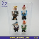 Polyresin Santa Figurine (China)