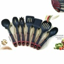 7-Piece Nylon Kitchen Utensil Set (kong do hong)