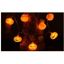 2018 Halloween Decorations Pumpkin LED String Light (Hong Kong)