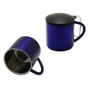 Stainless Steel Coffee Mug (Hong Kong)