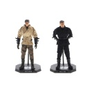 1:12 Action Figure Series – Bruce Wayne & Ra's al Ghul League of Shadows Gear Set  (Hong Kong)