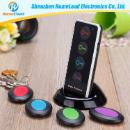 Metal Anti Lost Alarm Finder with LED Light (Mainland China)