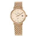 Solid Gold Men Watch (Italy)