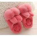 Rabbit Plush Slippers for Children and Adults (Mainland China)