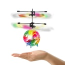 Infrared Induction LED Ball Sensor Flying RC Toys For Kids Gift Wholesale price (Hong Kong)