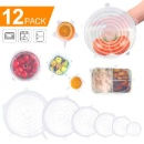 Silicone Stretch Lids (Hong Kong)