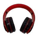 Red Bluetooth Headphones (Hong Kong)