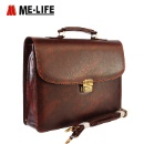 Leather Briefcase (Mainland China)