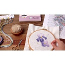 Cross Stitch Embroidery DIY Set (Taiwan)