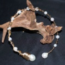 Handcrafted High Fashion Baroque Pearl Necklace (Mainland China)