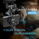 Relee Dash Cam Car DVR Camera (Mainland China)