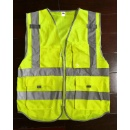 High Visibility Reflective Safety Vest (Mainland China)