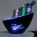 LED Ice Bucket with Holder (Hong Kong)