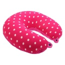 Pink Travel Neck Pillow (Mainland China)