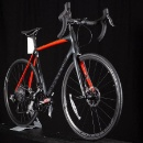 Cannondale Synapse Carbon Disc Red eTap Road Bike (Mainland China)