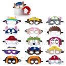 Paw Dog Patrol Masks (Set of 16) (Hong Kong)