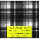 Plaid Cotton Fabric (Hong Kong)