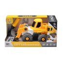 1:64 Die-Cast Construction Vehicles Toy (Hong Kong)