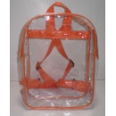 Fashion Transplant PVC Lady Backpack (Hong Kong)