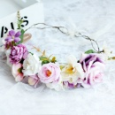 Flower Wreath Headband Halo  (Mainland China)
