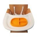 Silicone Children Feeding Tray (USA)