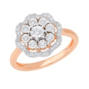 Diamond Party Ring (India)