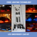 LED Underbody Light 36 & 42 Inches Undercar kit-NECD  (Mainland China)
