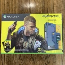 Xbox One X Cyberpunk 2077 1 TB Limited Edition Console New Sealed (Mainland China)