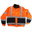 Safety Reflective Jacket (Mainland China)