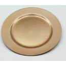 Plastic Gold Plate (Mainland China)
