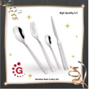 Stainless Steel Cutlery Set  (Mainland China)