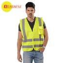 CE EN20471 Cheap Car reflective vest , safety vest, reflective gear  (Mainland China)