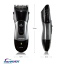 AC/Rechargeable Type Wet/Dry Design Beard Body Hair Trimmer  (Taiwan)