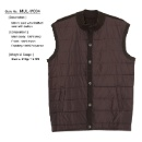 Men's knitted vest Sweater (Mainland China)