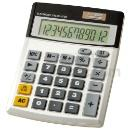 12-digits Desktop Calculators (Hong Kong)