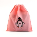 Pink Drawstring Swimsuit Storage Bag (Mainland China)
