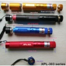 303 Laser Pointer with pattern head in different colors (Hong Kong)