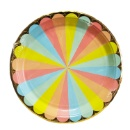 Eco-friendly Disposable Paper Plate (Mainland China)