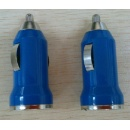 Mini Car Charger for Ipod/Iphone 3G and Mobile Phone Device (Hong Kong)