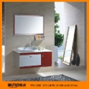 Hot Wall Mounted SS Bathroom Vanity (China)