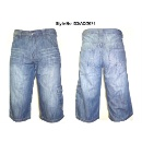 Men's Denim Shorts (Hong Kong)