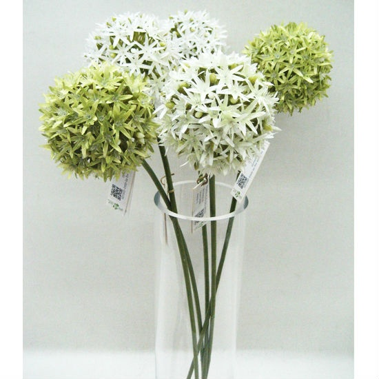 60cm single allium spray flower artificial flower artificial 60cm single allium spray flower hong kong mightylinksfo