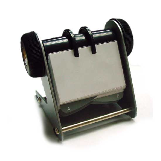 Rotary business card file business card holder card stands rotary business card file hong kong reheart Choice Image