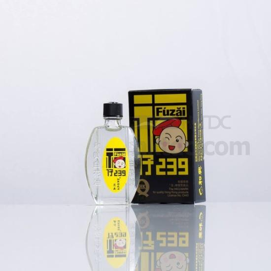 Medicated Oil - Fuzai 239 (Floral Scented Hoe Hin White Flower ...