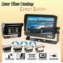 "7"" Auto Shutter Rear View Camera System, Garbage Truck Camera System, (China)"