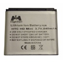 Mobile Phone Battery for HTC HD Mini (Taiwan)